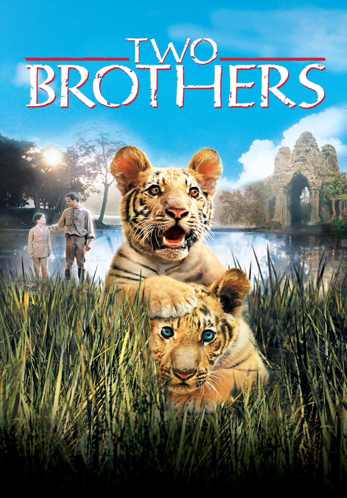 Two Brothers (2004) | Kaleidescape Movie Store